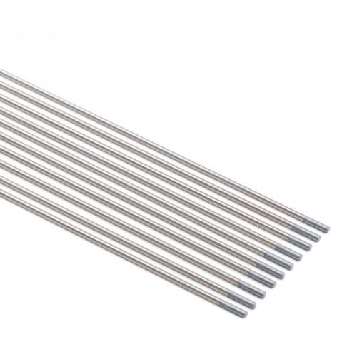 Electrodo tungsteno gris