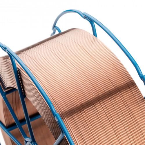Hilo macizo de acero al carbono bobina metal 2 ER70S-6/ 4Si1/ SG4