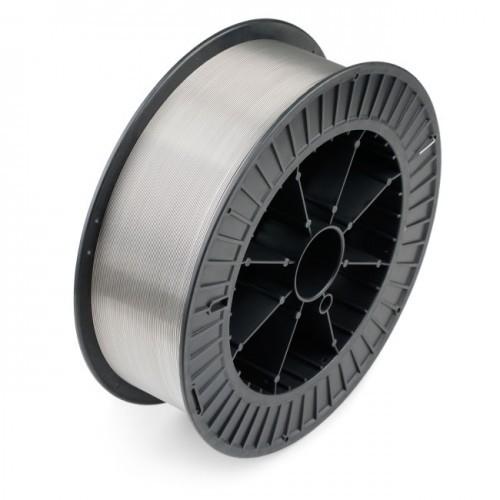 Hilo macizo de acero al carbono bobina plástico ER70S-G
